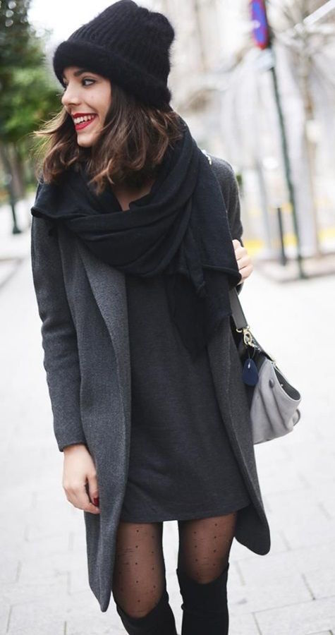 50 Simple And Best Winter Outfits To Inspire Yourself