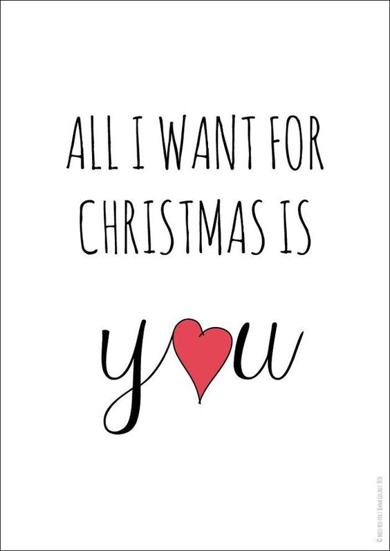 Gentil Christmas Quote Print ...
