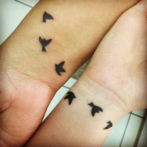 55 Awesome Mother Daughter Tattoo Design Ideas Ecstasycoffee