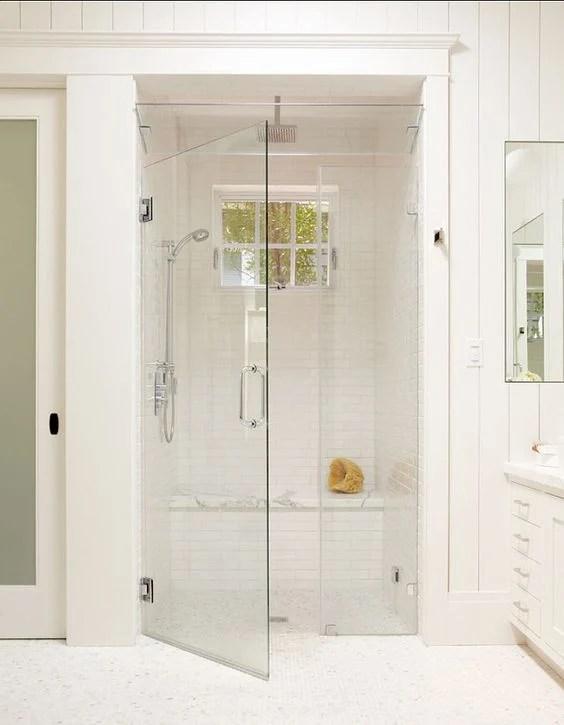 25 Fresh Steam Shower Bathroom Designs Trends » EcstasyCoffee