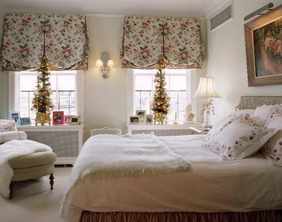 Christmas Bedroom Decor 41 stunning christmas bedroom decorating ideas and inspiration