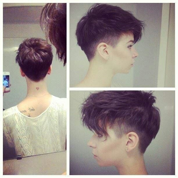 edgy-short-hairstyle-with-undercut