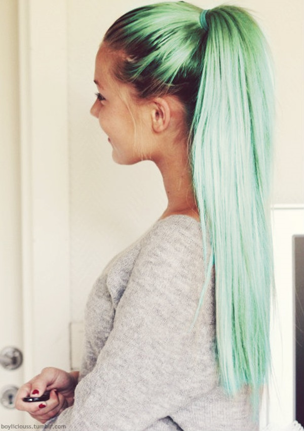 Incredibly 50 Easy Ponytail Hairstyles For Long Hair You ...