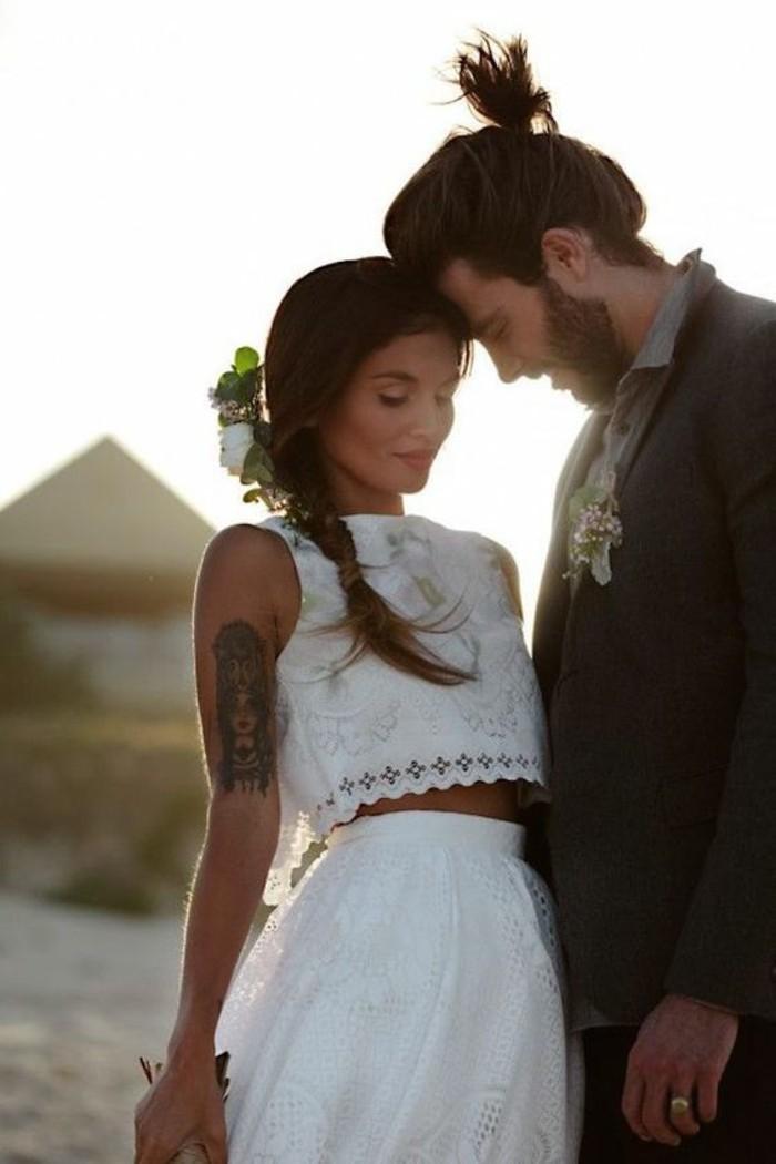 modern-bohemian-chic-wedding-dress