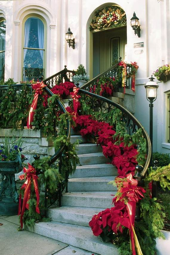 50 Amazing Outdoor Christmas Decorations Ideas