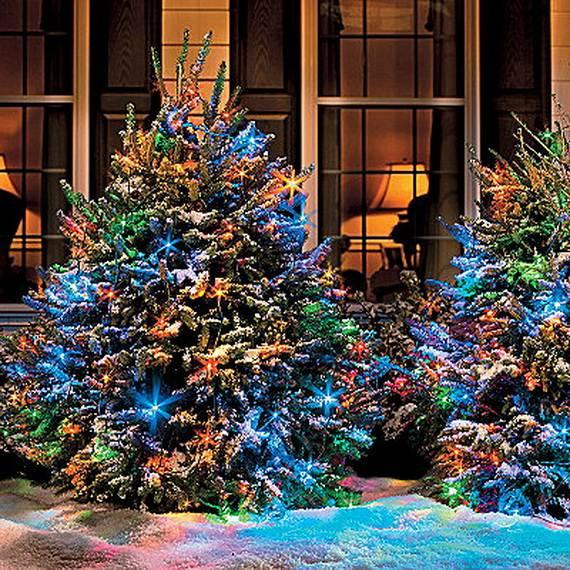 50 Amazing Outdoor Christmas Decorations Ideas