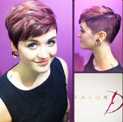 shaved-short-hairstyle
