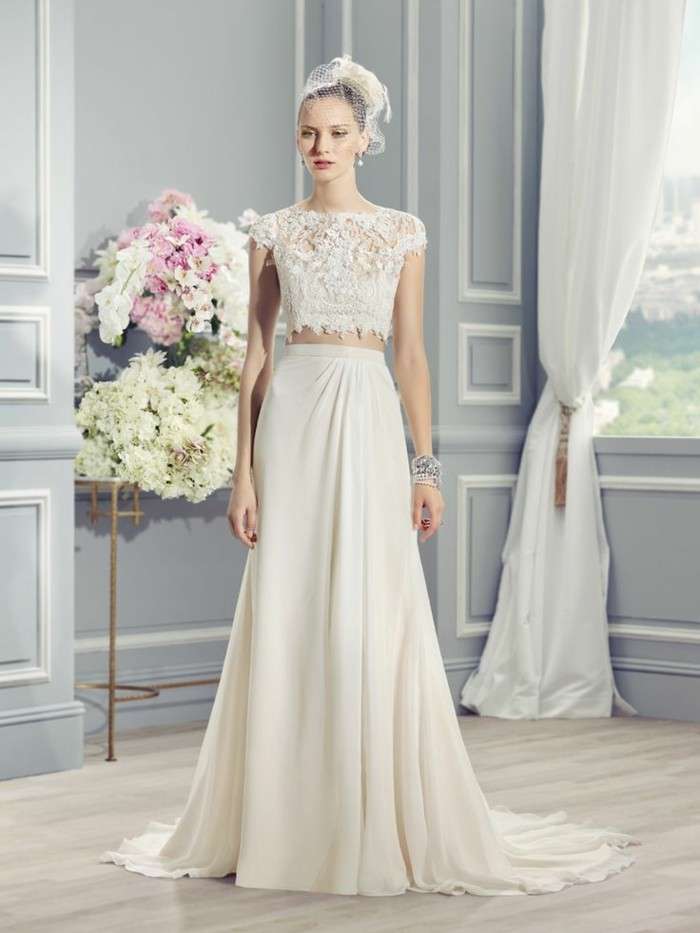 ... Bohemian Chic Wedding Dress6 ...
