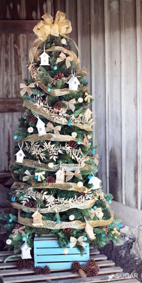 32 Festive Christmas Tree Decorating Ideas