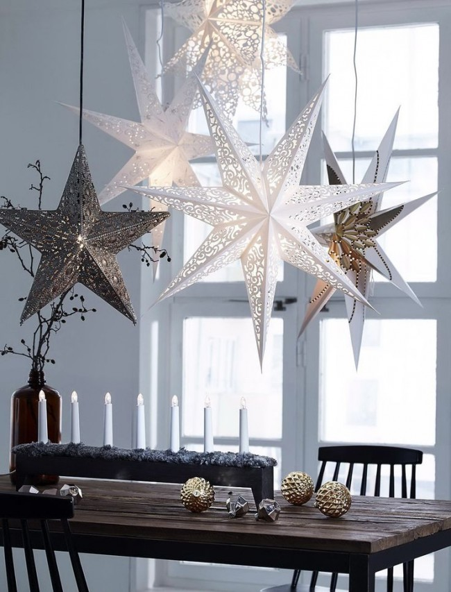 40 Awesome New Year\'s Home Decorating Ideas - EcstasyCoffee