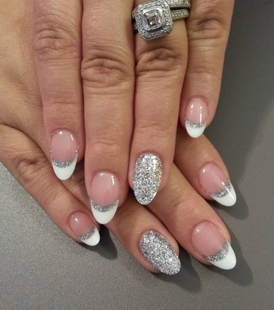 37 Beautiful Oval Nail Art Ideas Page 2 Of 4 Ecstasycoffee