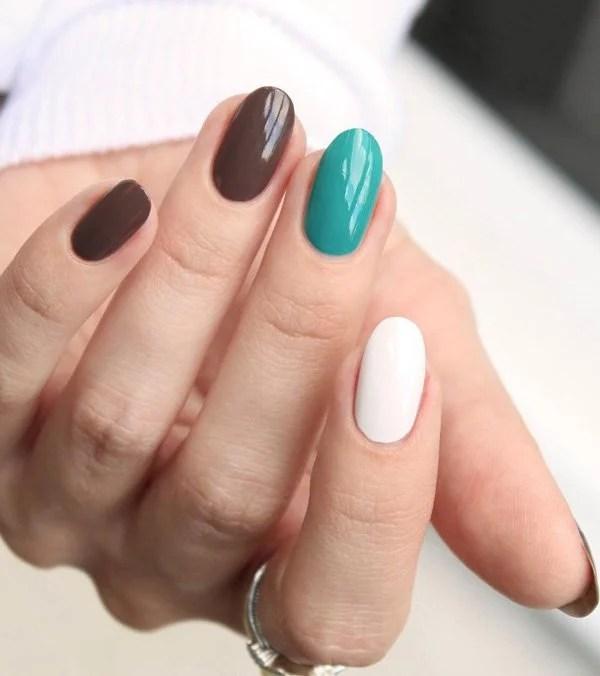 37 Beautiful Oval Nail Art Ideas » EcstasyCoffee