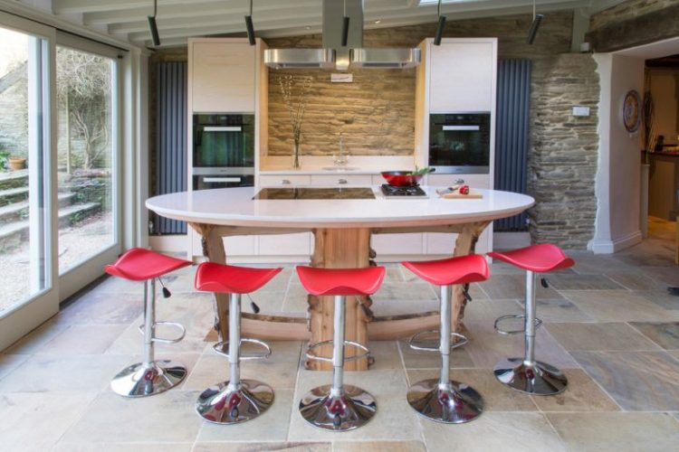 Round Kitchen Island 50 best kitchen island designs and ideas - ecstasycoffee