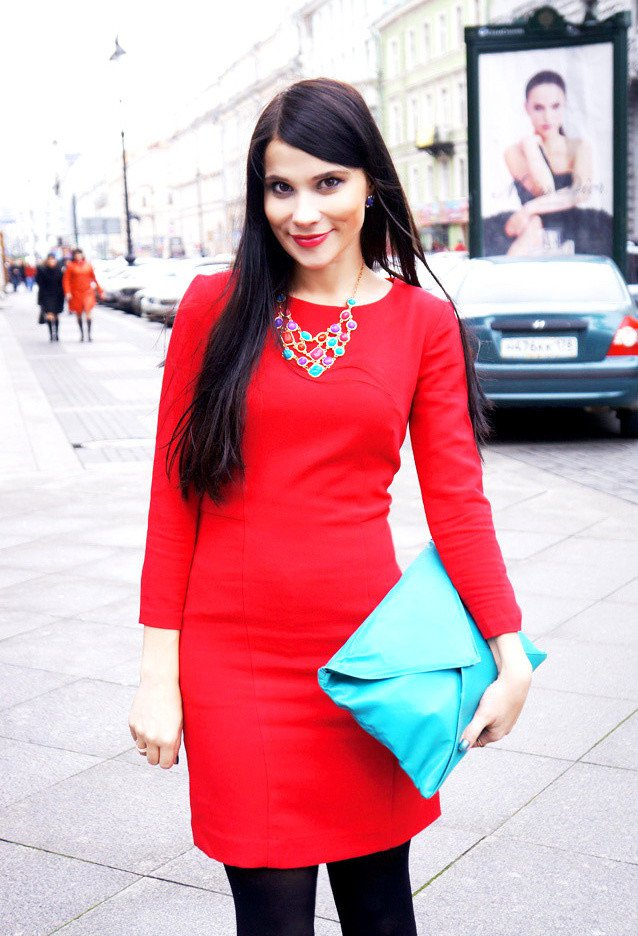 50 gorgeous red dress outfit for valentines day - ecstasycoffee, Ideas