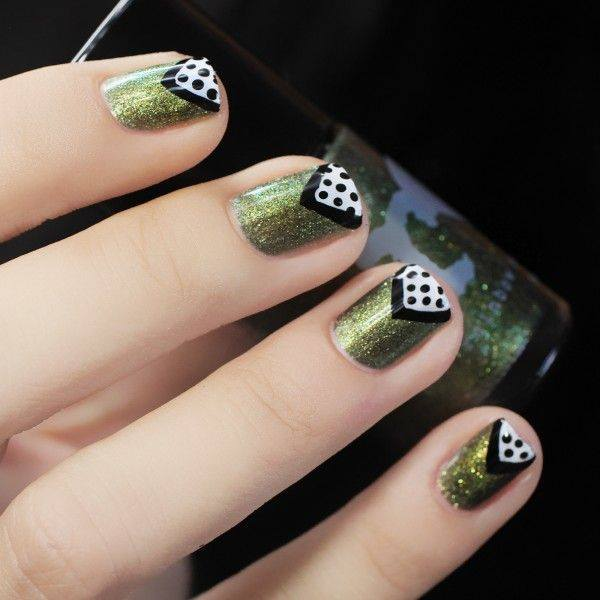 50 Latest Winter Inspired Nail Art Ideas 187 Ecstasycoffee