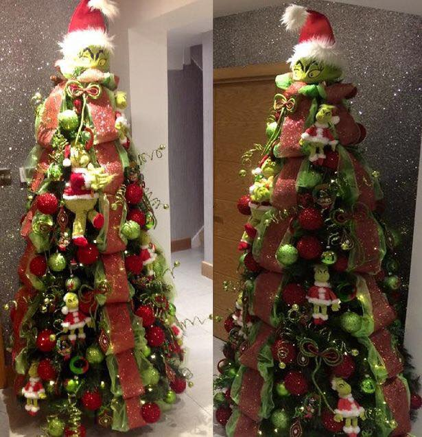 Christmas Decorations The Grinch: 75 Creative Christmas Tree Decorating Ideas That Will