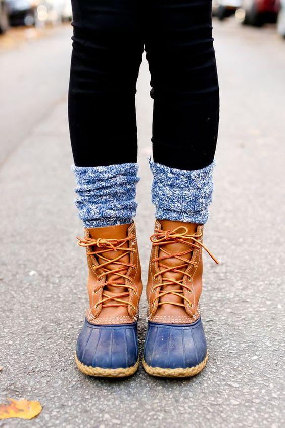 25 Excellent Duck Boots Ideas For Women