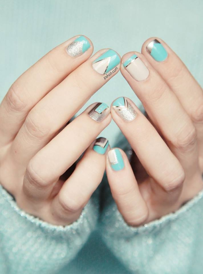 50 Latest Winter Inspired Nail Art Ideas 187 Ecstasycoffee