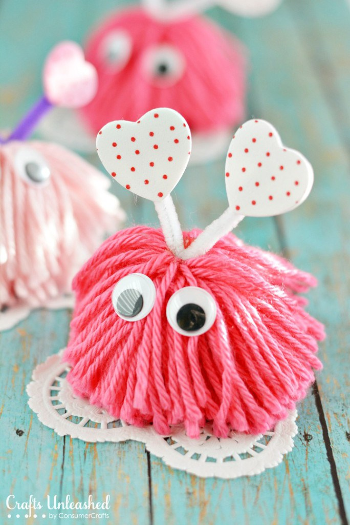 32 Fun and Easy Valentine's Crafts For Kids And Adults ...
