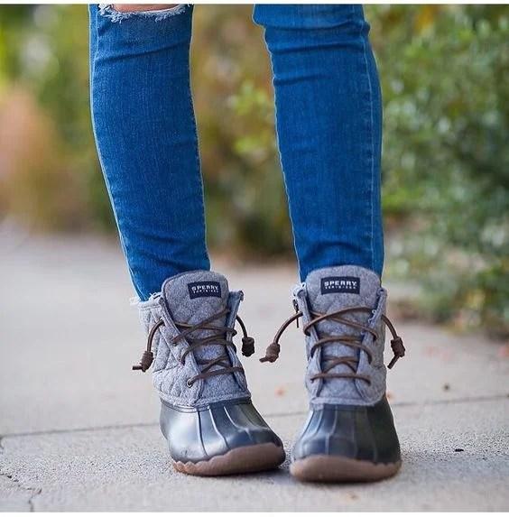 Excellent Duck Boots Ideas For Women