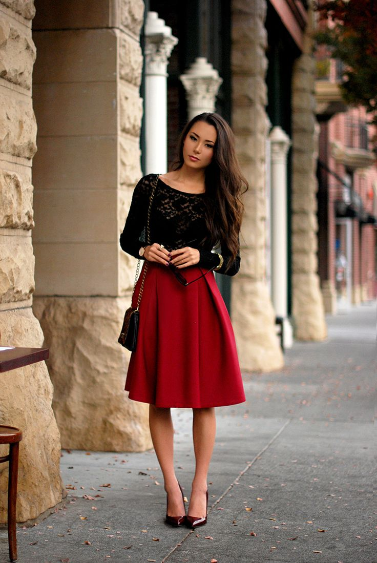 30 Cute Valentine's Day Outfit Ideas For 2017 » EcstasyCoffee