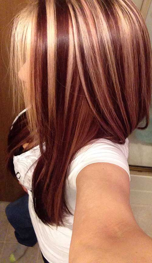 38 Fabulous Dark Brown Hair Color Ideas With Highlights Ecstasycoffee