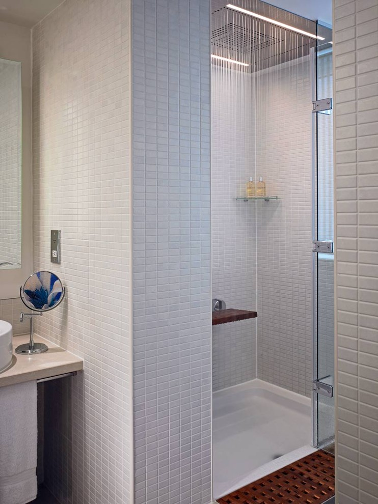 46 Amazing Bathrooms With Walk In Showers That Will
