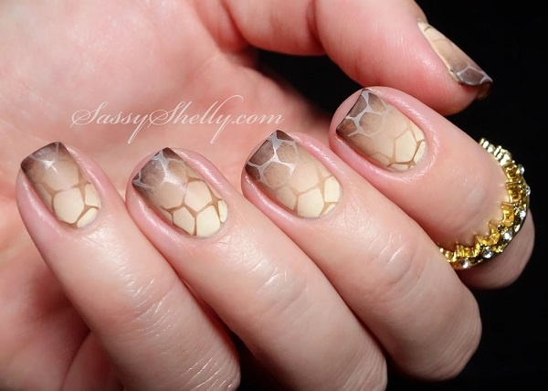 50 fabulous ombre nails and designs for the perfect