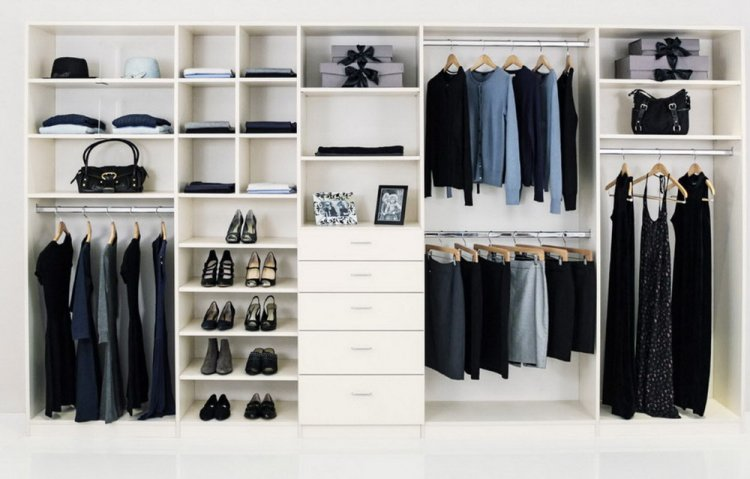40 Fabulous Closet Designs And Dressing Room Ideas - EcstasyCoffee