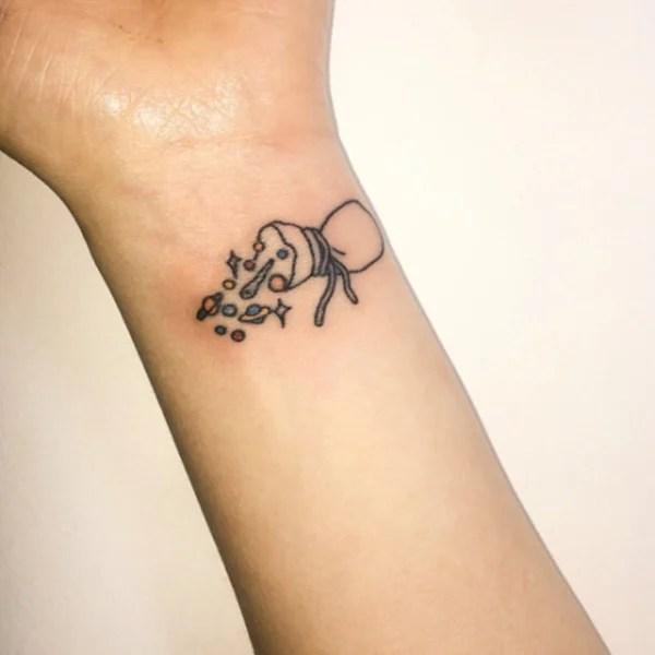 60 Most Beautiful And Breathtaking Small Wrist Tattoos