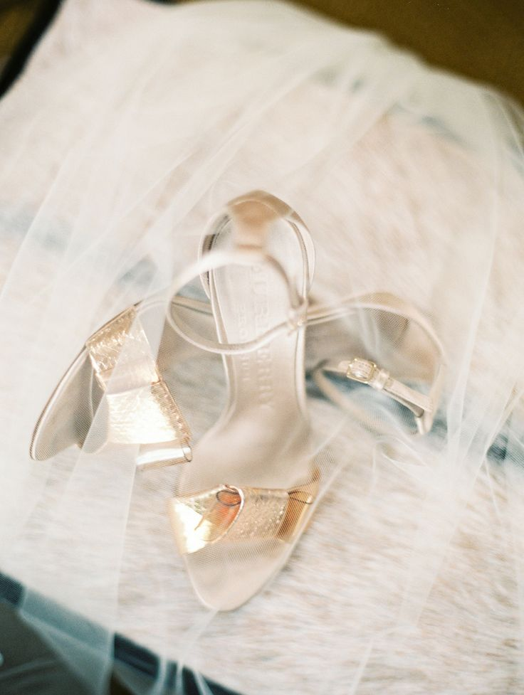 Burberry wedding shoes