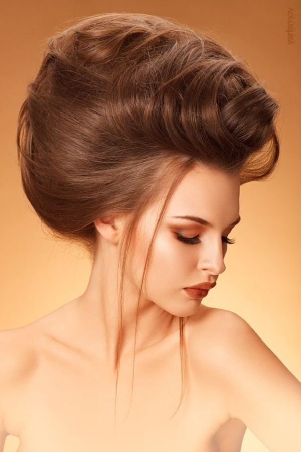 50 Gorgeous Bouffant Hairstyles Ideas You Ll Fall In Love