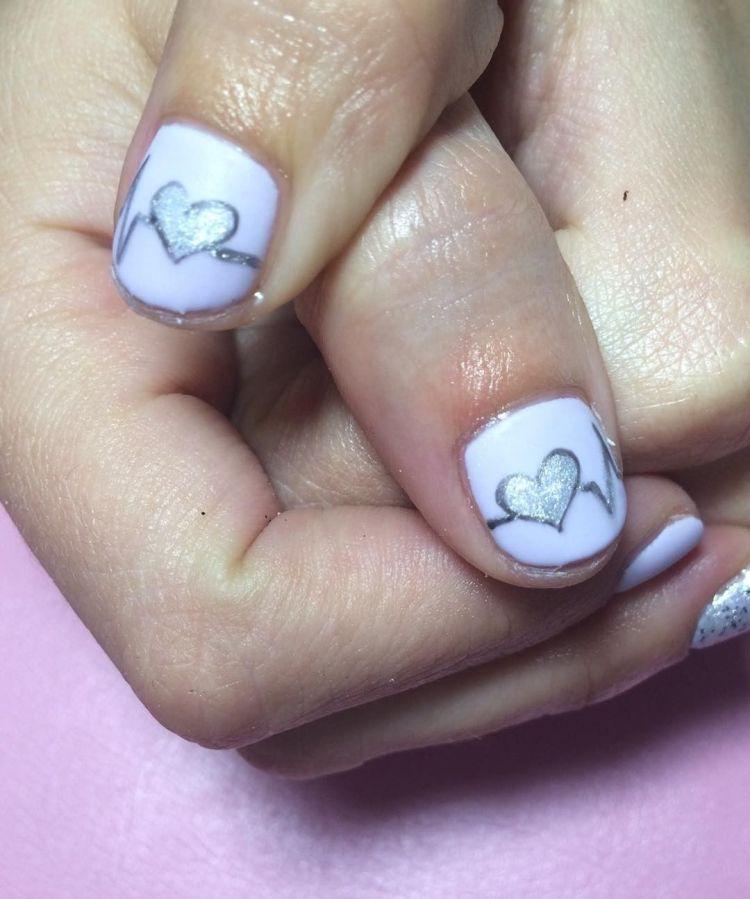 stylish matte nail polish trends