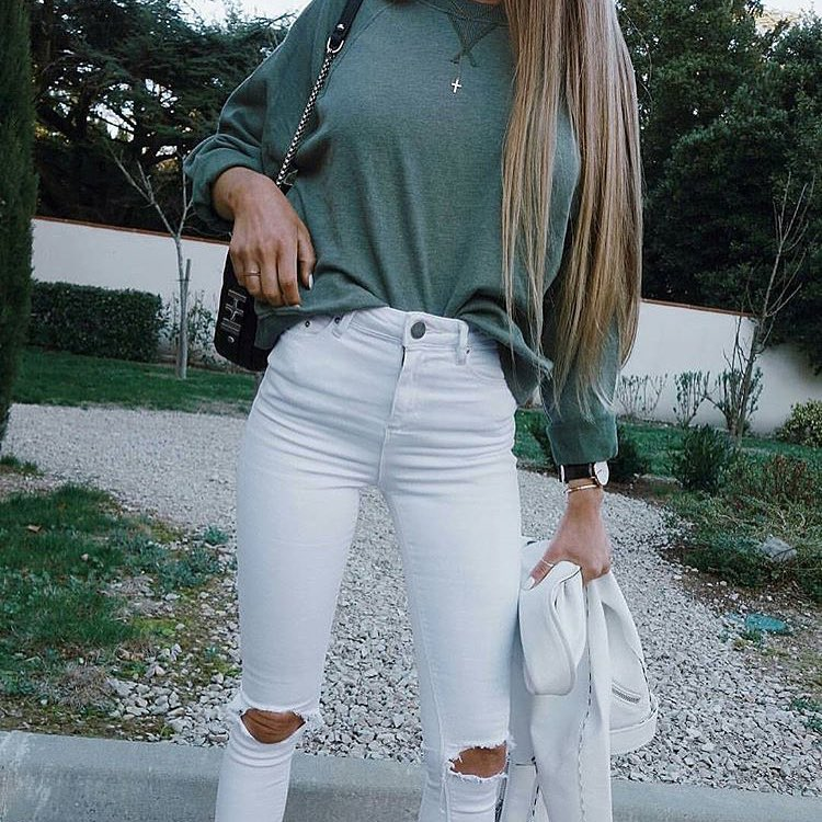 Plus Size Skinny Jeans For Women