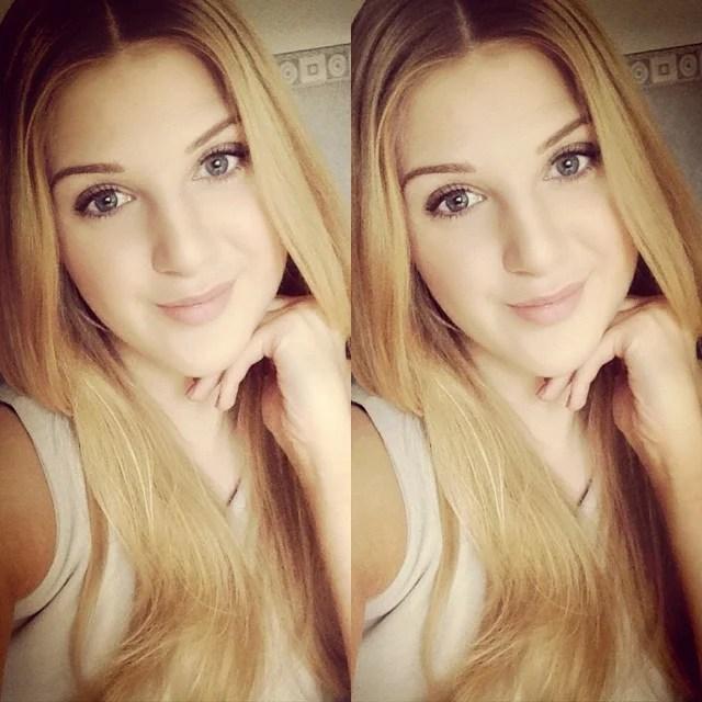 💋💋 #blonde #blondgirl