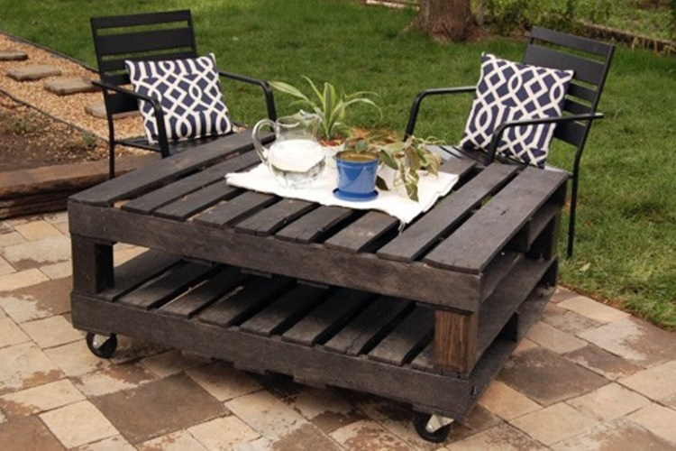 38 amazing diy outdoor pallet furniture designs that can blow your mind