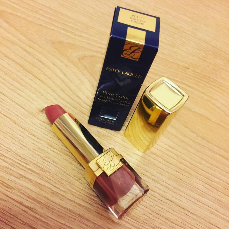 #cosmetic #PureColorLipstick #makeup #lippiesaddict