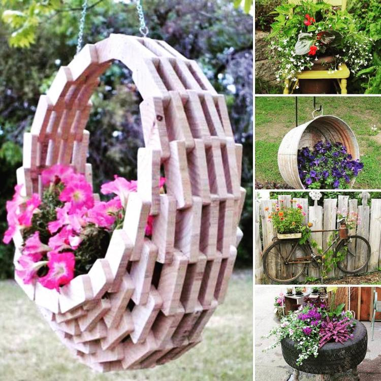 45 exciting low cost diy gardening projects with things you usually diy diykitchen diygarden diygardening diygardens diydiy diyideas doityourself solutioingenieria Gallery