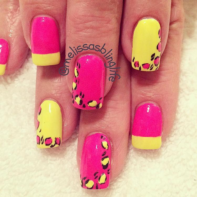 88 Stunning Yellow Nail Art Designs Just For You