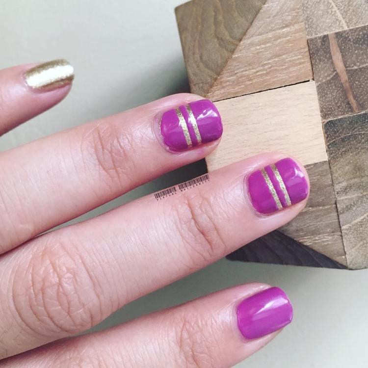 46 cute purple nail art ideas that are so cute nailart purplenailart naildesigns shortnails prinsesfo Choice Image