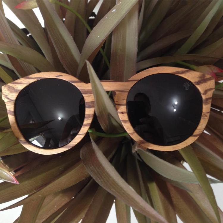 Enjoy the best moments with #summereyewear Made of wood for reforestation and still floats in the water ideal for anyone who is connected with nature