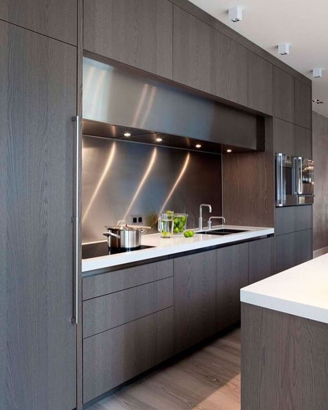 Conserve Space With Kitchen Drawers And Shelves