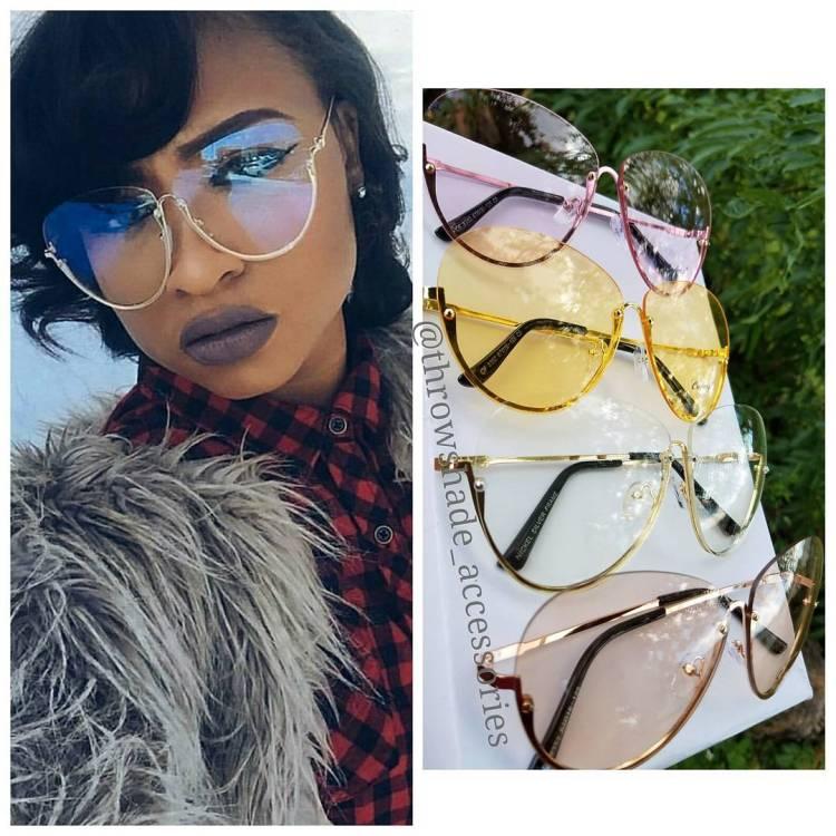 #sunnies #shadequeen👑 #boutique #summershades🌴 #fashion #pompomhat #sunglasses #eyewear #shadeplug #shadegang #hotshades #frames #eyewear