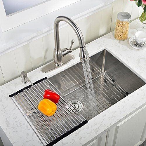 Gauge Undermount Farmhouse Kitchen Sinks
