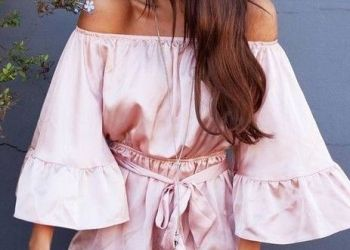 Pink Playsuit