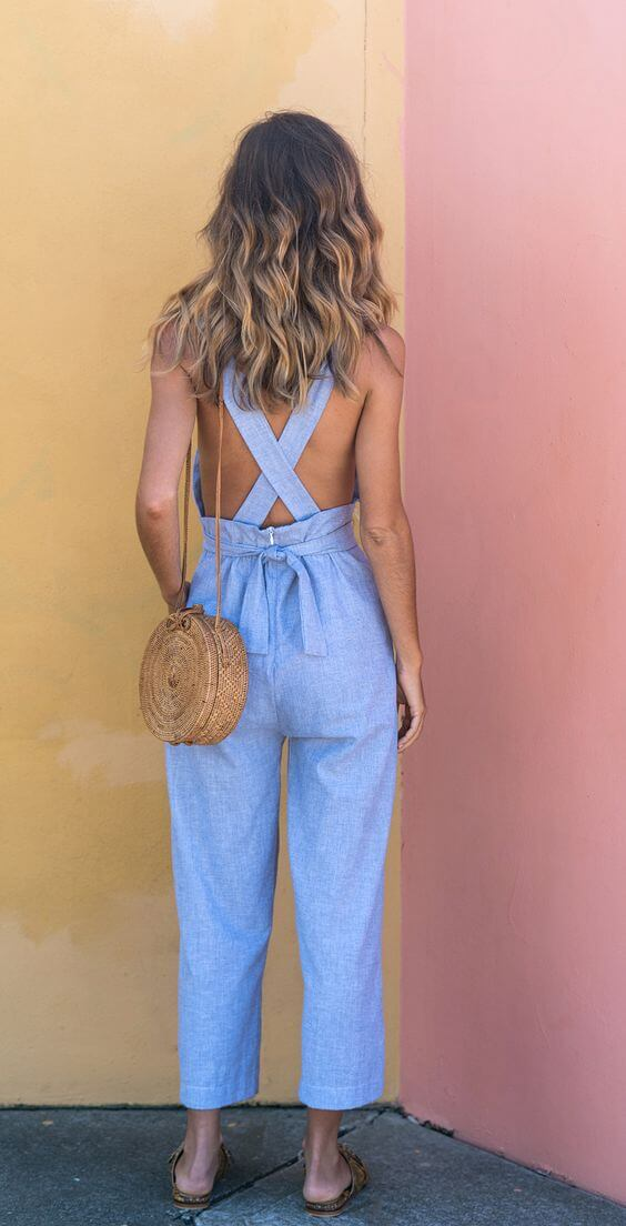A jumpsuit that will have you smitten