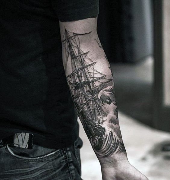 70 Unique Forearm Tattoos You Should Know » EcstasyCoffee
