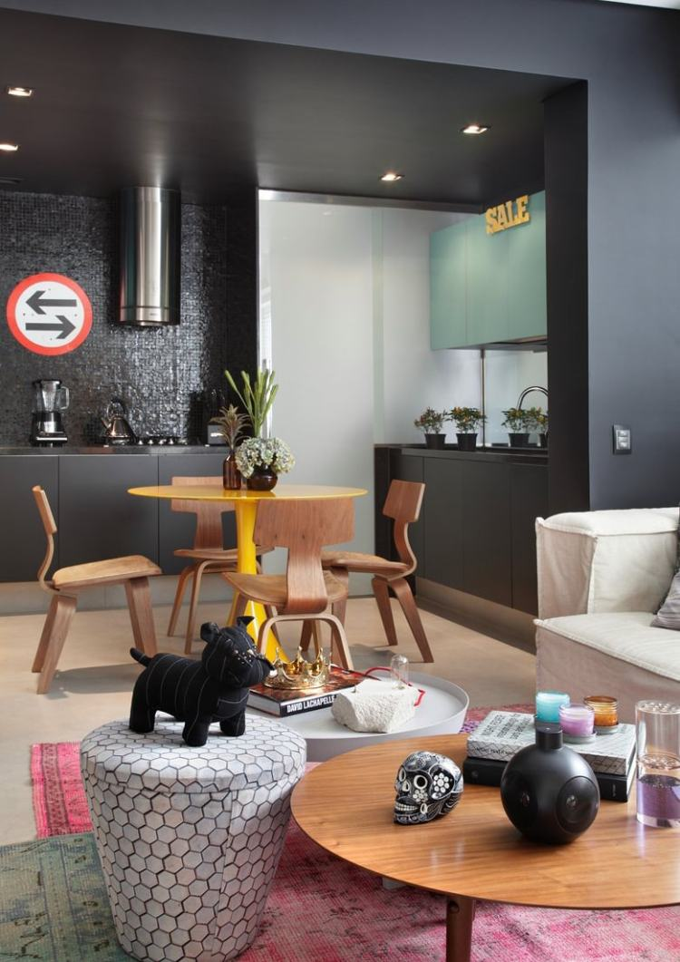 70 creative open kitchen with living room » ecstasycoffee
