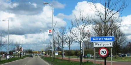 Naambord-Westpoort