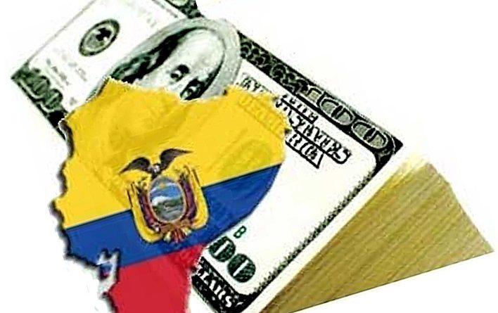 Resultado de imagen para economia ecuador